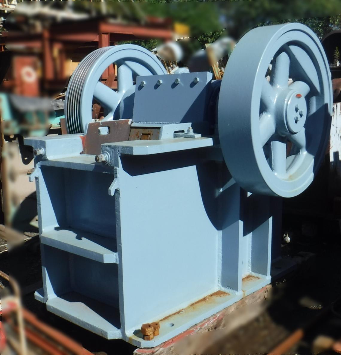 シングルトッグルジョークラッシャー 山十産業では、中古機械の販売・買取をおこなっております。